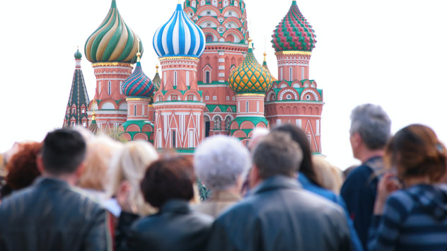 Russian people are most often guided in their moral assessments by religious maxims, according to some experts. Source: ITAR-TASS