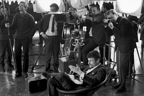 Parmi les archives, se trouvaient les versions originales des scénarios de «Solaris», «Blanche, blanche journée» et «Stalker». Crédit photo: Itar TASS