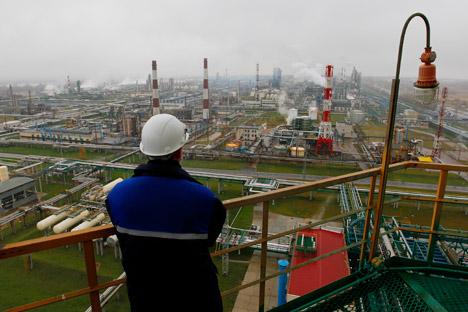 Lukoil detém uma participação de 75% no projeto do West Qurna-2  Foto: Vostock Photo/Reuters