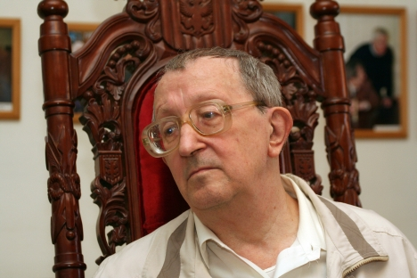 Russia's prominent science-fiction writer Boris Strugatsky. Source: ITAR-TASS