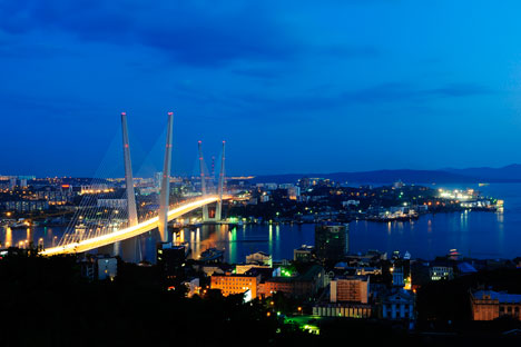 The gradual transformation of Vladivostok has reshaped the now vibrant city by the bay as the 'Soviet San Francisco'. Source: ITAR-TASS.