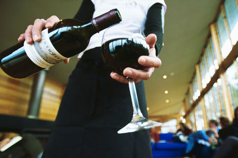 Australian red wines – aromatic, dense, full-bodied and rich. Source: Getty Images / Photobank.