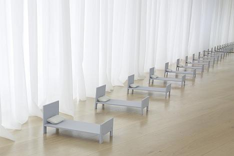 "Alexander Brodsky's ""White Room,"" presented at the Calvert22 gallery. Source: Calvert22 / Press Photo"
