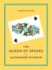 The Queen of Spades (Pushkin Press 2012). Alexander Pushkin