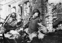The turning point in the Battle of Stalingrad. Source: ITAR-TASS
