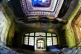 Abandoned magnificence of Karl Faberge's residence