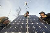 Children of Kaliningrad on the pursuit of renewable energy