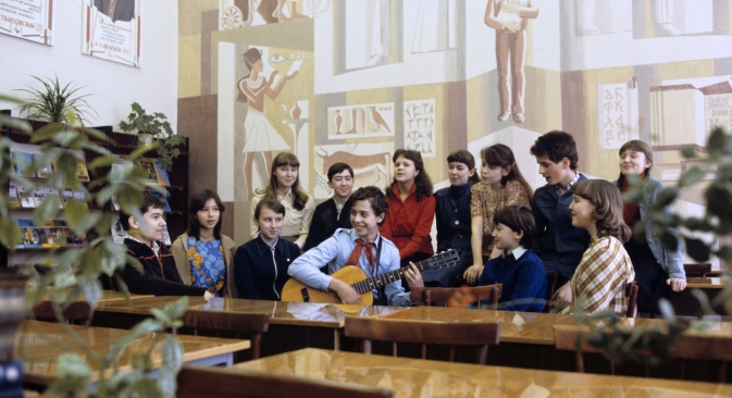 "The idea of ""international friendship clubs"" (known as KID or ""interclubs"" in Russia) dates back to the Soviet era. Every school and Young Pioneer Palace had one, and their goal was to promote international and interethnic ties among the youth. Sourc"