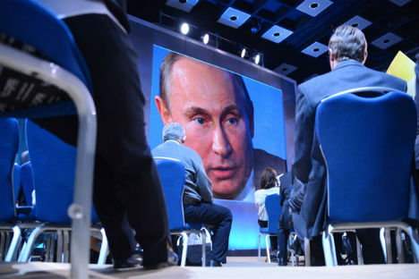 Russian President Vladimir Putin: I see no reasons not sign U.S. Adoption Ban, although I should look at the final version and weigh everything again. Source:AFP / East-News