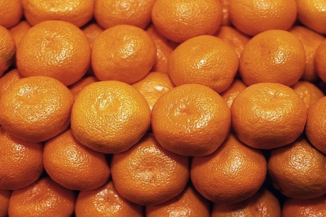 Tangerines. Source: Press Photo