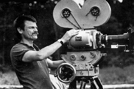 Russia's legendary film director Anfrei Tarkovsky. Source: Archive photo / tarkovsky.net.ru
