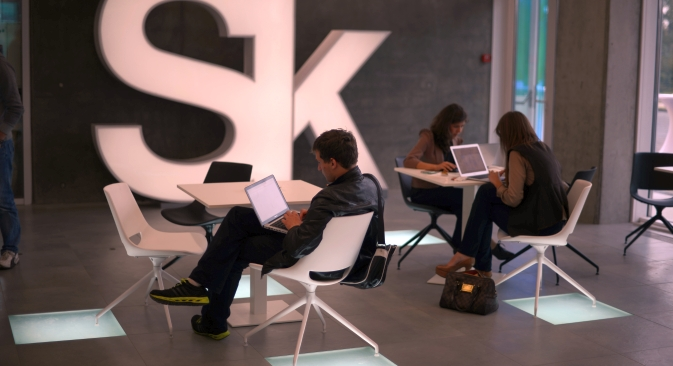 Chinese venture capitalists are showing an interest in Skolkovo.