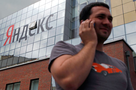 Yandex declined to make any official comment on the release of Wonder. Source: Reuters.