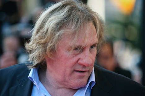 Prominent French actor Gerard Depardieu has received a Russian passport. Source: RIA Novosti / Yuri Chichkov