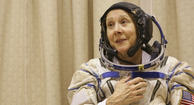 Business angel Esther Dyson: Governments should invest in space. Source: Reuters
