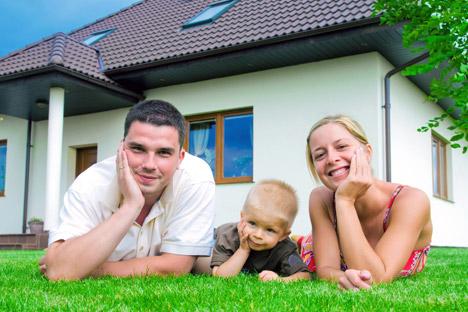 Rusia empieza a abrirse al intercambio de viviendas para vacaciones, que es especialmente popular en San Petersburgo. Fuente: PhotoXPress.