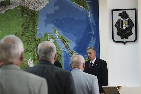 Ministro para Desenvolvimento do Extremo Oriente russo, Víktor Ichaiev Foto: RIA Nóvosti