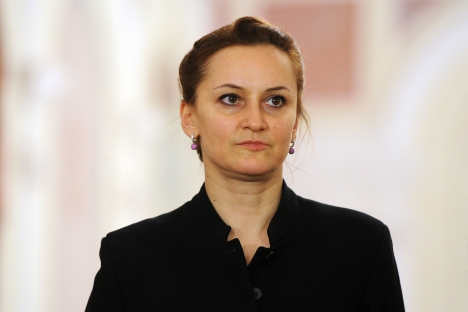 Galina Stepanenko, a People's Artist of Russia, assumed leadership of the Bolshoi Ballet. Source: RIA Novosti
