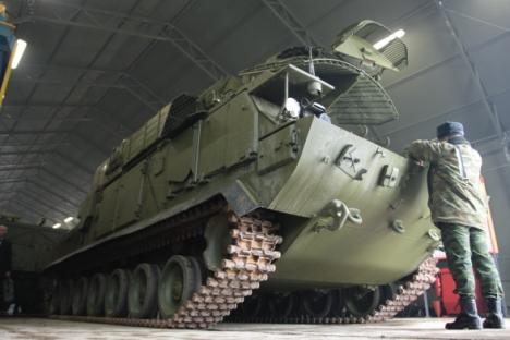 Rússia fornece atualmente equipamentos militares para 66 países Foto: ITAR-TASS