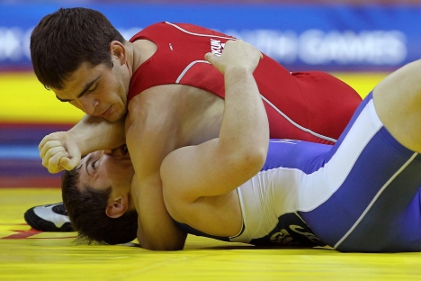 The International Olympic Committee may remove wrestling from the 2020 Olympic program. Source: ITAR-TASS