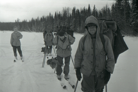 A group of students from the Ural Polytechnic Institute died in an incident in the Northern Ural Mountains in 1959, which shook the whole Soviet Union. Source: The Dyatlov group / Archive photo