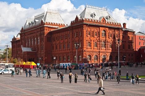 Moscow City Duma (Lenin Museum). Source: Lori / Legion Media