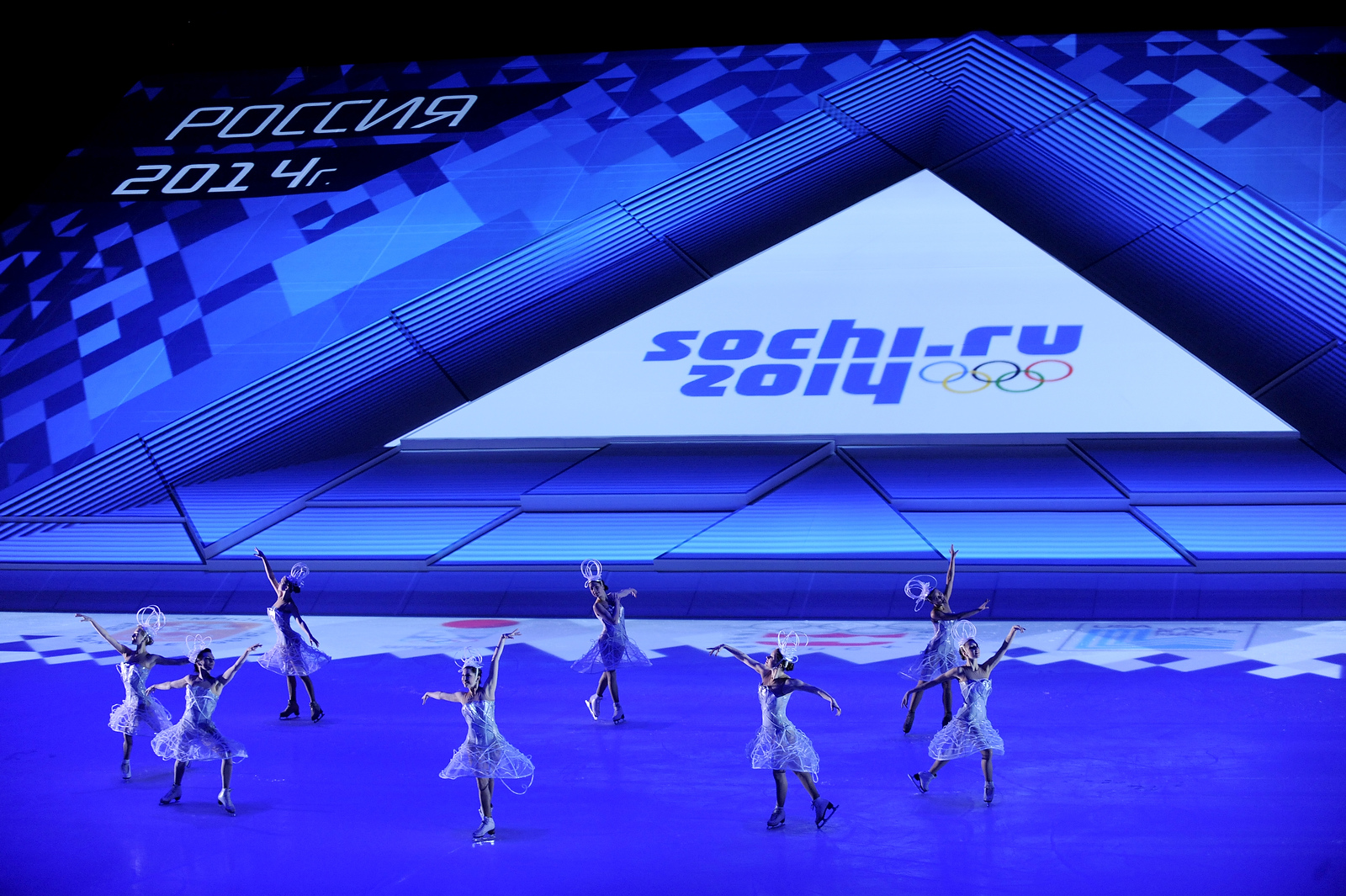 The tickets sale for the 2014 Sochi Olympics is in full swing. Source: Mikhail Mordasov