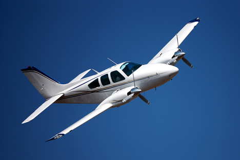 Russia hopes to create electric aircraft to further the development of its aviation industries. Source: PhotoXPress