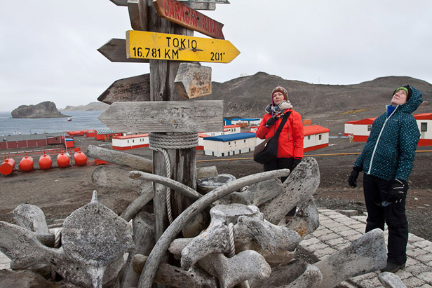 RBTH Russians make themselves at home at South Pole