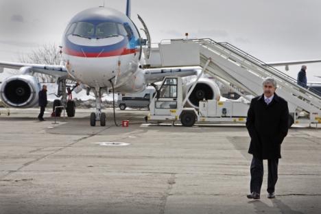 SSJ-100 Foto: sukhoi.org
