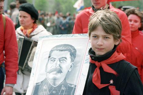 Documentário expõe fraquezas de líderes soviéticos Foto: ITAR-TASS