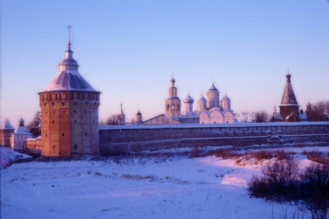 Bringing Moscow spiritual authority to the North