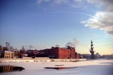 The former chocolate factory on the banks of the Moscow River is home to art, design, media and high-tech projects, plus great restaurants and clubs. Source: PhotoXPress