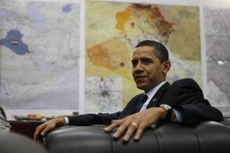 Obama demonstrou preocupação sobre material físsil russo Foto: AP