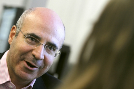Russia wants Hermitage Capital CEO William Browder to be put on the Interpol list. Source: AP
