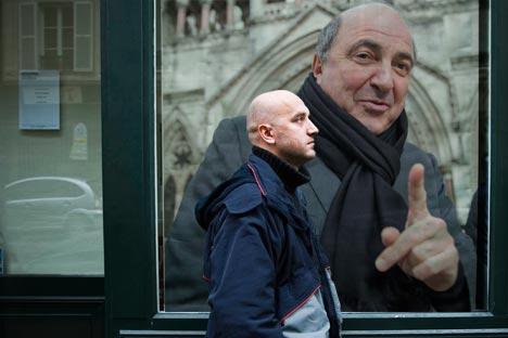 Boris Berezovsky: Fade to Black