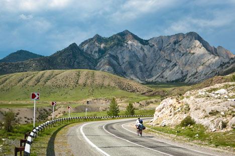 The Altai Mountains. Source: Lori/Legion Media