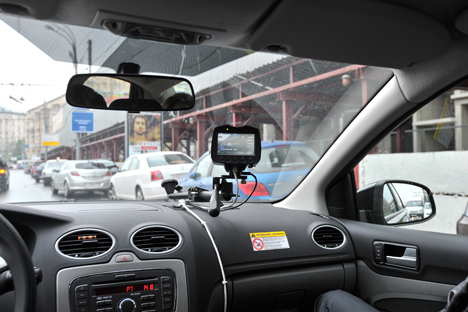 Dashboard cameras can now be bought at any electronics store, not to mention at countless online stores. Source: PhotoXpress
