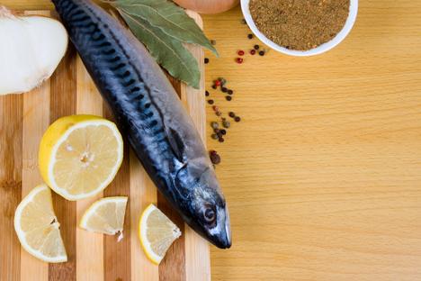 The simple old fish dish Shkara is very popular along the entire Black Sea coast. Source: Lori / Legion Media