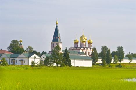 Valdai: natural beauty and spiritual vision