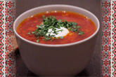 Delicious Russia: Borscht, the most well-known beetroot soup