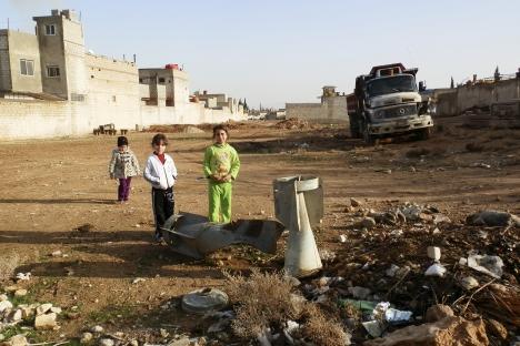 Todas as armas químicas devem ser retiradas da Síria até o final de abril Foto: Reuters