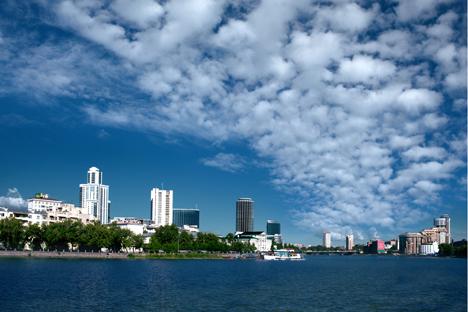 Iekaterinburgo é a quarta cidade mais populosa da Rússia Foto: Lori/Legion Media