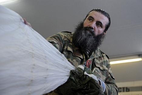 In den letzten Monaten wurden immer mehr Militärgeistliche rekrutiert die Moral russischer Soldaten zu stärken. Foto:  Ridus.ru / Wassilij Maksimow