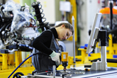 Russia's auto industry goes into high gear