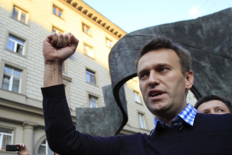 The criminal charges against Russian opposition leader Alexei Navalny are highly likely to affect his probable bid in the Moscow mayoral elections. Source: Reuters