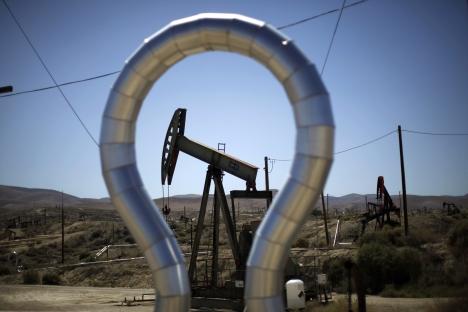 Descoberta fará Gazprom alterar esquema de exploração do campo Foto: Reuters