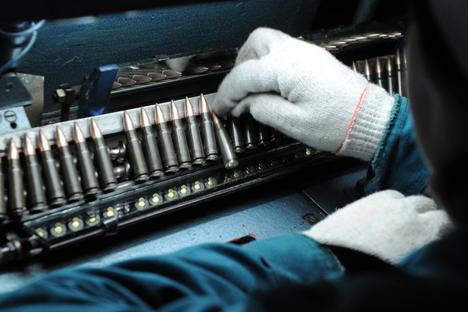 Pequenos produtores podem se juntar ao grupo dos fornecedores de equipamento de defesa Foto: ITAR-TASS