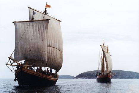 Polar Odyssey: Reconstructing seafaring history