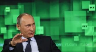 Putin slams 'unacceptable' U.S. security surveillance